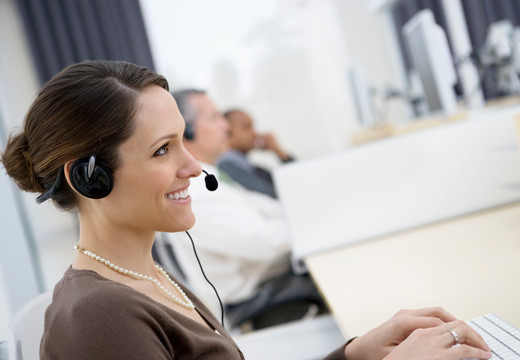Customer Service & Call Centres